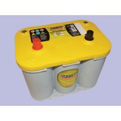 DB1018 - Heavy Duty Yellow Top Battery by Optima - With Terminals On Top