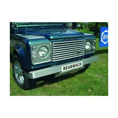 ALR8765LQV - Defender Front Grille In XS Silver Style