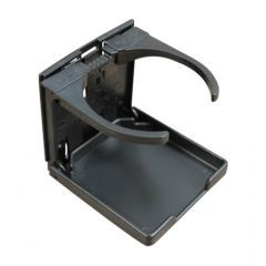 EXT016-1B - Adjustable Fold Away Cup Holder by Exmoor Trim