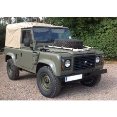 EXT295-S - Defender 90 Full Hood for Wolf Vehicles in Sand