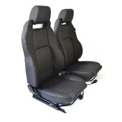 EXT300MK2 - Elite MK2 Seats for Defender by Exmoor Trim - Comes as Pair - Available in Multiple Trim Options