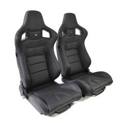 EXT309 - E Sport Seats for Land Rover Defender - Comes as a Pair - By Exmoor Trim - E-Sport Defender Bucket Seat