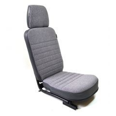 EXT326 - Defender Front Centre Seat with Headrest - Fits As Standard to Defender up to 2007 - By Exmoor Trim