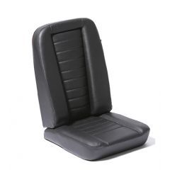 EXT351 - Classic Low Back Second Row Seat - For Defender - By Exmoor Trim - Available In Multiple Trim Options