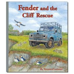 Fender Rescue - The Story Of A Defender on a Cliff Rescue