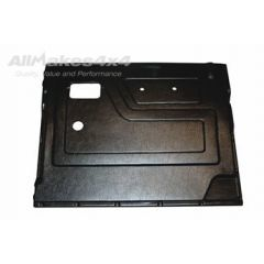 GAL230 - Defender Door Card - Front Right Hand with Lift Up Style Handles In Black