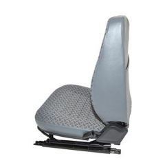 HAD501850LOY - Full Defender Seat Assembly - Left Hand - In Techno with Map Pocket
