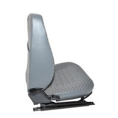 HAD501870LOY - Full Defender Seat Assembly - Right Hand - In Techno with Map Pocket