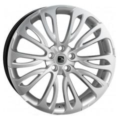 HALCYON-SIL - Hawke Halcyon Alloy Wheel in Silver Polished Face