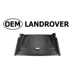 OEM Land Rover Head Lining in Alston Black for Defender Truck Cab - Front Cab Section