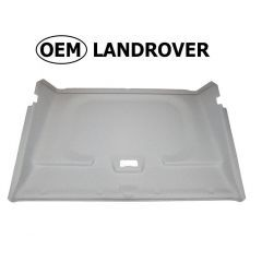 OEM Land Rover Head Lining in Ripple Grey for Defender Double Cab - Front Section