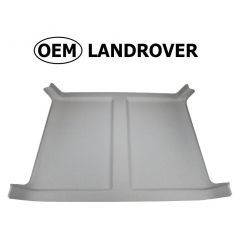 OEM Land Rover Head Lining in Ripple Grey - Intermediate Section for Defender 110