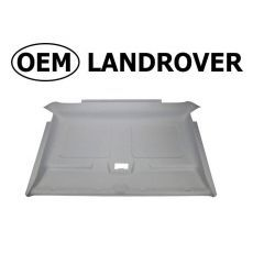 OEM Land Rover Head Lining in Ripple Grey for Defender Truck Cab - Front Cab Section
