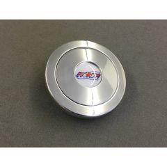 HPTP1 - Mountney Chrome Horn Push Steering Wheel Centre for Land Rover Defender Steering Wheels - Perfect for Chrome Spline Boss