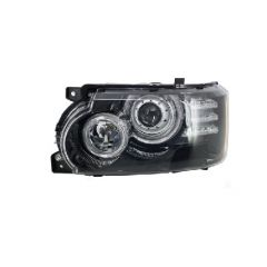 LR026164 - Left Hand Headlamp for Range Rover L322 - Fits Left Hand Drive North American Spec from 2009-2011 - Adaptive Bi-Xenon Headlamps