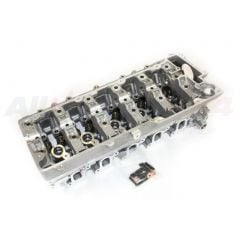 LDF500160 - TD5 Cylinder Head for Defender and Discovery Incl Valve Train