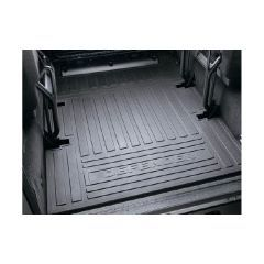 LR005040 - Defender 110 Station Wagon 7 Seater Loadspace Rubber Mat (FOR 110 SW VEHICLES FROM 2007 - Puma Engine)