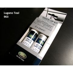 LR005724 - Lugano Teal Paint Touch Up Pen - Genuine Land Rover - LRC 963