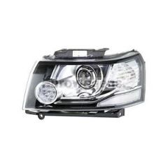 LR039782 - Freelander 2 Front Left Hand Headlamp - Right Hand Drive, High Intensity Discharge Headlamp