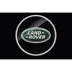 LR069899 - Land Rover Black and Green Wheel Centre - For Land Rover / Range Rover