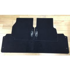 LR069112 - Front and Rear Heritage Carpet Set for Land Rover Defender - Fits All Vehicles from 2012 Onwards