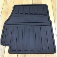 LR069113 - Front Heritage Logo Mat Set for Land Rover Defender - Fits All Vehicles from 2012 Onwards - Comes as a Pair