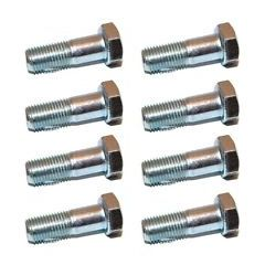 LRC1017 - Propshaft Bolts 3/8' UNF (PACK OF 8) for Defender, Discovery, Classic - Comes as a Quantity of 8