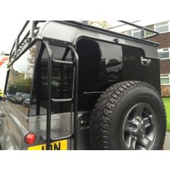 LRC3089 - Panoramic Tinted Rear Heated Window - For Land Rover Defender 90 and 110 Vehicles