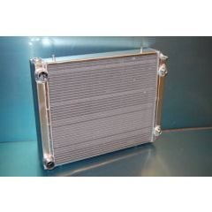 LRC6502 - Alloy Radiator by Allisport for Defender 200TDI and Discovery 200TDI - Direct Replacement for Standard Radiator (Image shows 300TDI)