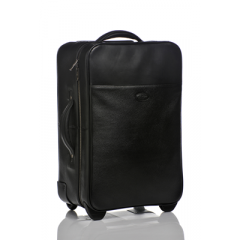 LRSS12RSC - Land Rover Leather Carry On Suitcase