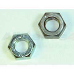NH605041L - Nut - 5/16 UNF - (Comes in a Bag of 10) - Multiple Uses on Defender, Discovery and Range Rover