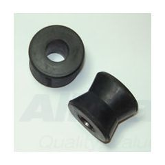 NRC5593 - Rear Top Shock Bush for Defender, Discovery and Range Rover Classic (Comes as Single Bush)