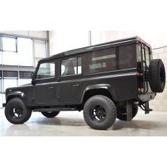 PANO-110 - Panoramic Tinted Window Kit - For Land Rover Defender 110 Vehicles - Side and Rear Window Kit