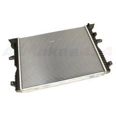 PDK000100 - Defender Radiator for TD5 Engines up to 2002