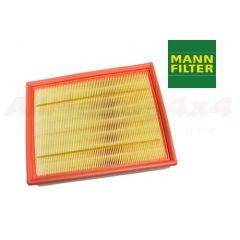 PHE500060 - Air Filter for Defender Puma 2.2 and 2.4 Engine (Branded Filter, Usually Mann or Mahle)