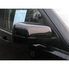 RRM271JVA - Full Mirror Covers In Java Black - For Range Rover Sport, Discovery 3 and Freelander 2