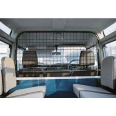 RTC8095 - Half Length Dog Guard - Mesh Style (Fit All SWB & Defender 90) In Black