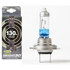 RW3377 - Xenon 130 H7 Headlamp Bulbs - 130% More Light - Pair - For Discovery 3 & 4, Range Rover Vogue, Sport and Freelander 2