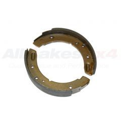 STC3821 - Handbrake Shoes for Land Rover Series 2, 2A & 3