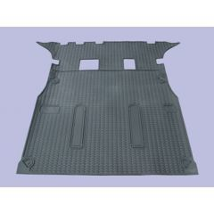 STC50053AA - Black Full Length Load Space Mat (Continues Under Rear Seat) - For Discovery 2