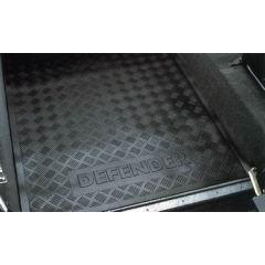 STC7620 - Loadspace Rubber Mat for Defender 110 (NOT Station Wagon) - Genuine Land Rover (FOR VEHICLES FROM 1984-2007)