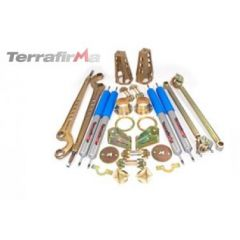 "TF236 - Terrafirma Plus 5"" Extreme LT Dislocation Kit - For Defender 110 / 130"
