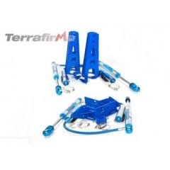 "TF237 - Terrafirma Mega Sport Plus 9"" Travel Shocks and Mounting Kit - For Defender, Discovery 1 and Range Rover Classic"