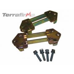 """TF515 - Terrafirma 1"""" Bump Stop Spacers - For Front or Rear - Defender, Discovery 1 and Range Rover Classic"""