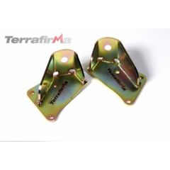 TF519 - Terrafirma Extreme Long Travel Rear Top Shock Mounts - Defender, Discovery 1 and Range Rover Classic