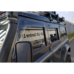 LRC1076 - Defender Wind Deflector Kit (Set Of Four) for Front and Rear of Land Rover Defender 110 / 130