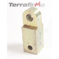 "TF878 - Terrafirma 2"" Receiver for Tow Hitch - Fits Defender, Discovery One and Discovery Two Terrafirma Tow Hitches"