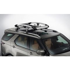 VPLRR0159 - Genuine Land Rover Luggage Carrier - For Vehicles with Rails and Cross Bars Fitted