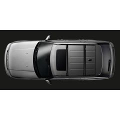 VUB502130 - Genuine Style Roof Rail And Cross Bar Kit - For Range Rover Sport