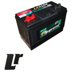 YGD100860 - Heavy Duty Lucas Battery For TD5 Defender and Discovery